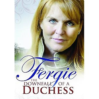 Fergie: The Downfall of a Duchess [DVD] USA import