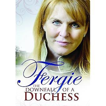 Fergie: Undergang i en hertuginde [DVD] USA importerer