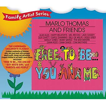Marlo Thomas - Free to Be: You & Me [CD] USA import