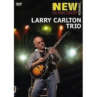 Carlton, Larry Trio - Paris Concert [DVD] USA import