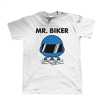 Mr Biker, Mens T Shirt