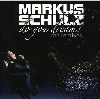 Träumen Markus Schulz - Sie? die Remixe [CD] USA importieren