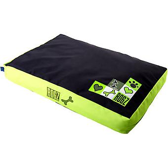 Rogz Duvet FPM-Cf Black / Green (Dogs , Bedding , Matresses and Cushions)
