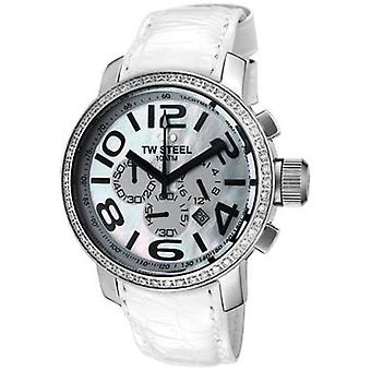 TW STEEL Grandeur Chronograph 45MM Mens Watch TW54