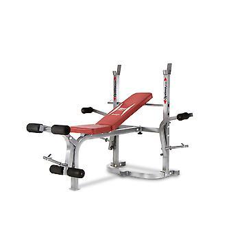 Bænk bodybuilding multi positioner OPTIMA FLEX G325
