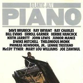 Atlantic Jazz - Piano [CD] USA import