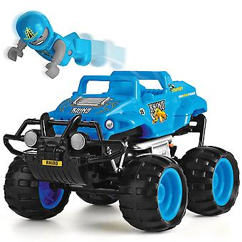 Monster-Smash Ups Fernbedienung RC RaceTruck - Rhino