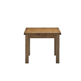 Direct Home Living Small Oak Square Dining Table