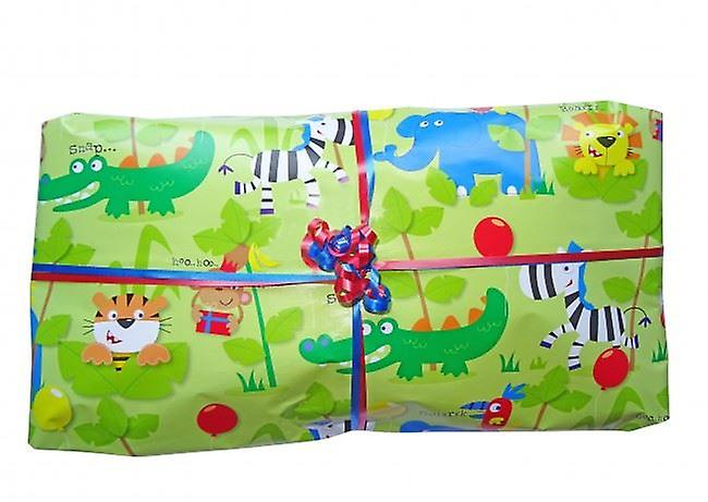Pass the Parcel Ready Made Party Game - Jungle
