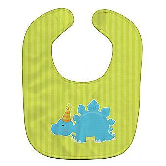Carolines Treasures  BB8930BIB Dinosaur Green Baby Bib