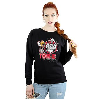 Tom And Jerry Women's Tomic Energy Sweatshirt
