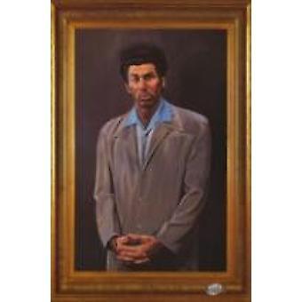 Seinfeld - Kramer affiche Poster Print