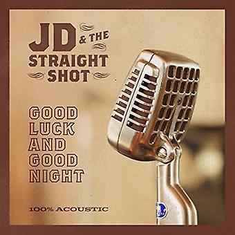 JD / lige skudt - god held & Good Night [CD] USA import