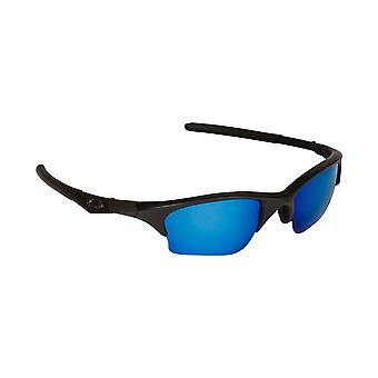Half Jacket XLJ Replacement Lenses Blue & Red by SEEK fits OAKLEY Sunglasses