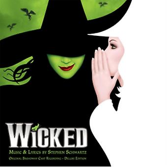 Wicked (Orginal Cast Recording) [2 CD][Deluxe Edtion] by Various