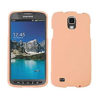 Unlimited Cellular Snap-On Protector Case for Samsung I9252 Galaxy S4 Active/i53