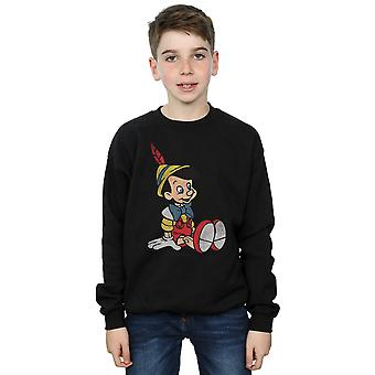 Disney Boys Pinocchio Classic Pinocchio Sweatshirt