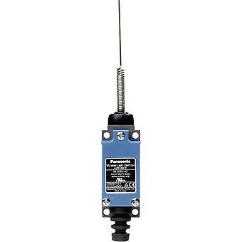 Limit switch 115 Vdc, 250 V AC 5 A Spring-loaded rod momentary