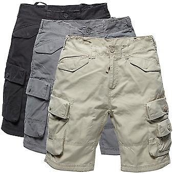 Vintage industries shorts shore