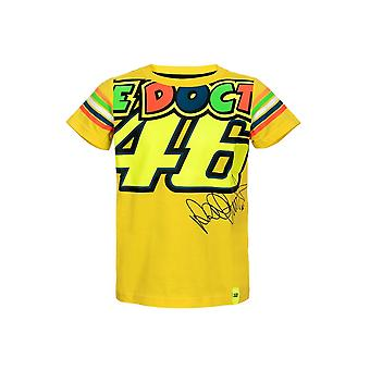 Valentino Rossi VR46 Kids 46 The Doctor T-Shirt