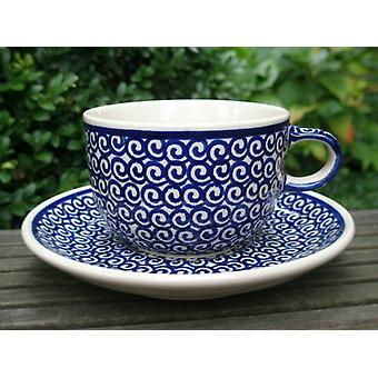 Cup with saucer - ceramic tableware - tradition 63 - tea & coffee - BSN 62394
