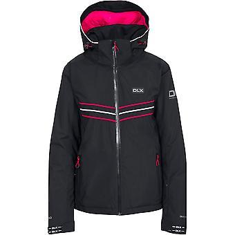 Transgressão das mulheres/senhoras Hildy impermeável respirável DLX Ski casaco casaco