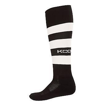 Futbol hombres esenciales Rugby rayas calcetines