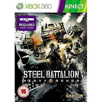 Stalen bataljon zware harnassen (Xbox 360)
