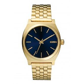 Nixon The Time Teller All Light Gold / Cobalt (A0451931)