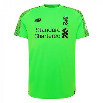 2018-2019 Liverpool goleiro afastado Mini Kit
