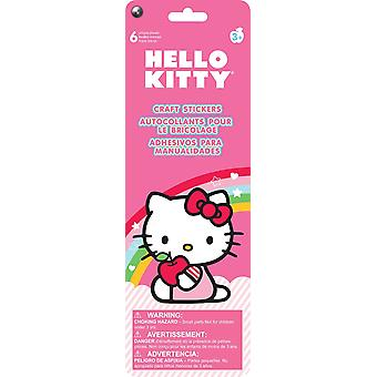 Sandylion Hello Kitty Stickers 6/Pages