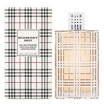Burberry Brit mujer Edt 100 ml