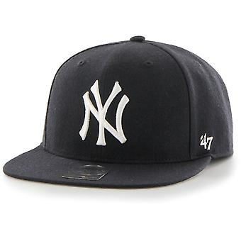 47 fire Snapback Cap - NO SHOT New York Yankees navy