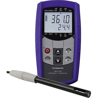 Greisinger GMH 5430-400 Multi tester Conductivity, Salinity , TDS, Temperature Calibrated to Manufacturers standards (no certificate)