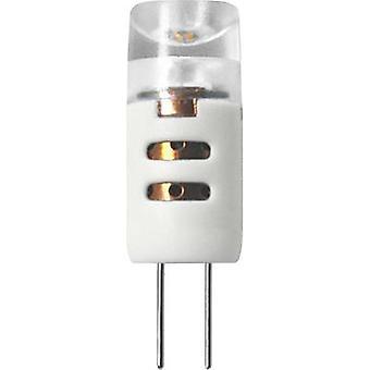 Müller Licht LED EEC A+ (A++ - E) G4 Pen 1.2 W = 8 W Warm white (Ø x L) 10 mm x 32 mm 1 pc(s)