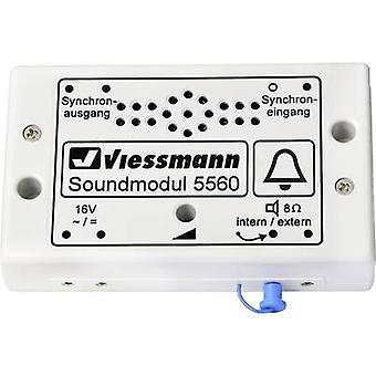 Sound effect Church bells Prefab component Viessmann 5560