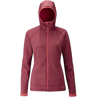 Rab Womens Nucleus Hooded Jacket Waterproof and Highly Breathable
