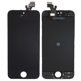 Generic Replacement LCD Screen Digitizer Assembly for iPhone 5 (Black)