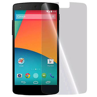 Decoro Brand Premium Anti-glare Screen Protector for LG Nexus 5