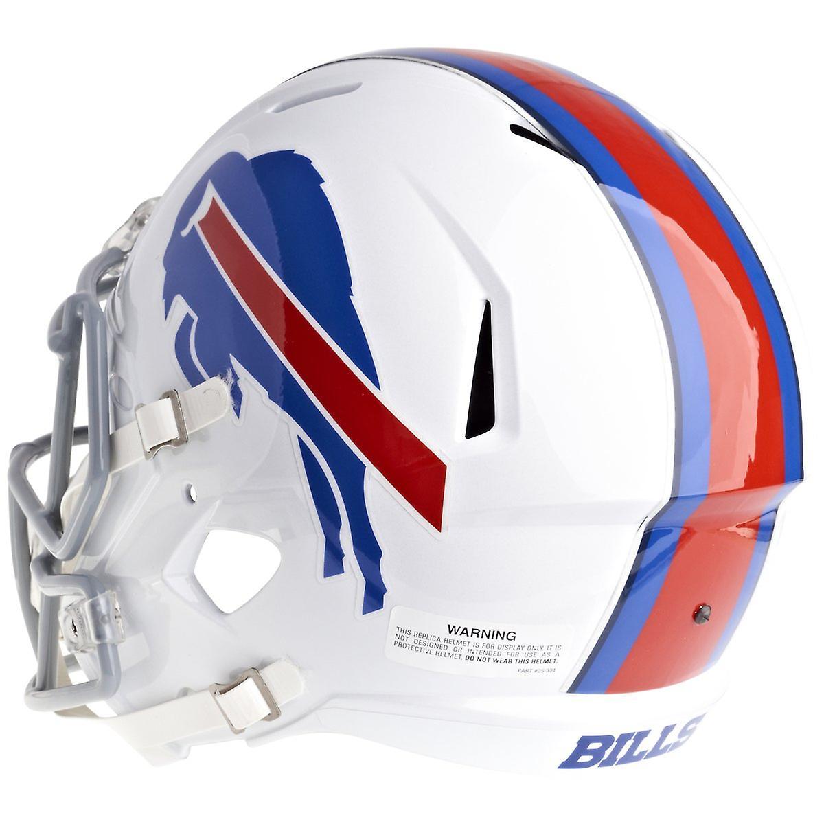 01ec85d9 Riddell speed replica football helmet - NFL Buffalo Bills
