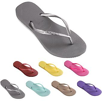 0d6e3009e94d5e ... Womens Havaianas Slim Multi Rubber Beach Organic Thong Strap Flip Flops  UK 1-8 fast  Womens-Havaianas-Flash-Urban-Strappy-Lightweight-Sandals-Beach  ...