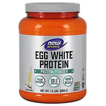 Now Foods Eggwhite Protein Powder 680 gr (Sport , Muscle mass , Proteins)
