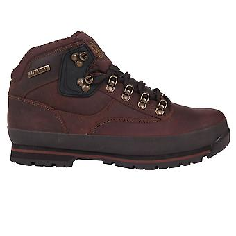 Firetrap Mens Raptor Boots Rugged Lace Up Padded Ankle Collar Stitched Detailing