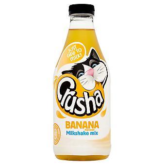 Crusha Banane Geschmack Milkshake Mix