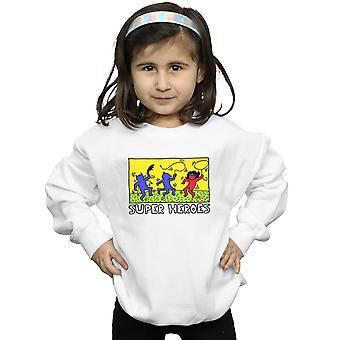 DC Comics meisjes Batman popart Sweatshirt