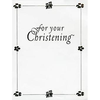 For Your Christening (1st Special edition) by Alex Steele-Morgan - Sa
