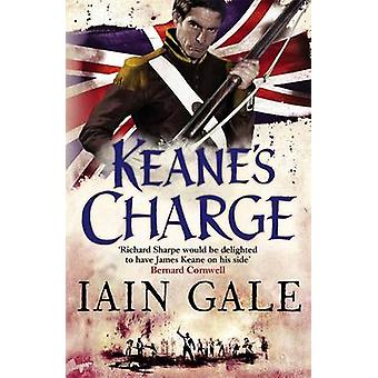 Keane's Charge by Iain Gale - 9781848664838 Book