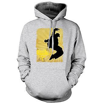 Herren Hoodie - Hip Hop - Breakdance