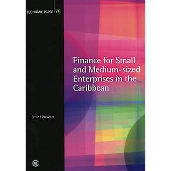 Finance for Small and Medium-sized Enterprises in the Caribbean by Er