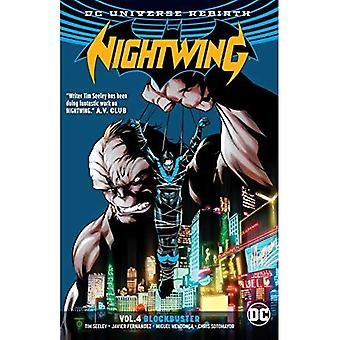 Nightwing Vol. 4: Blockbuster (Rebirth)